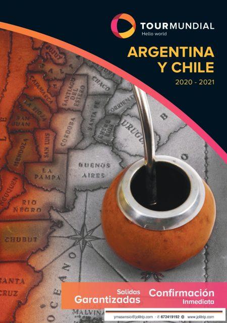 ARGENTINA Y CHILE 2020 - 2021- FOTO